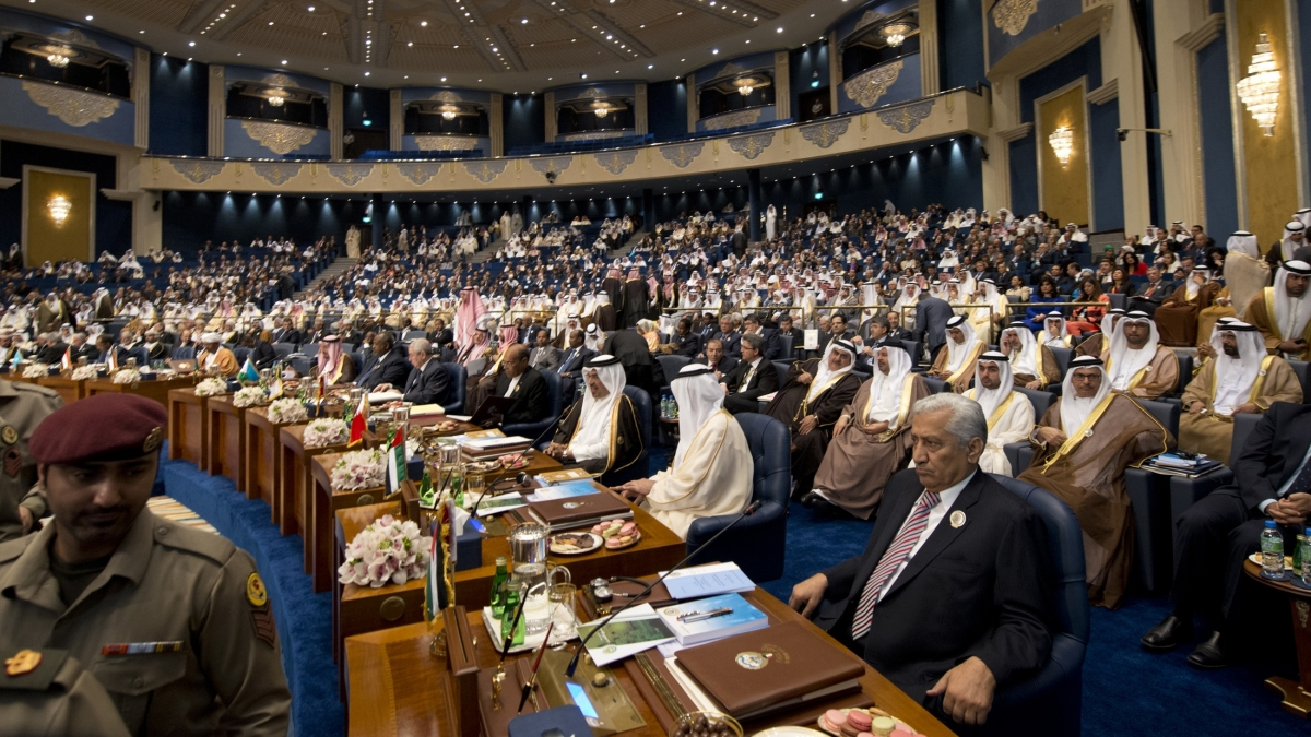 an analysis of arab state of kuwait Alarmed by these actions, fellow arab powers such as saudi arabia and egypt   that his fellow arab states would stand by in the face of his invasion of kuwait,.