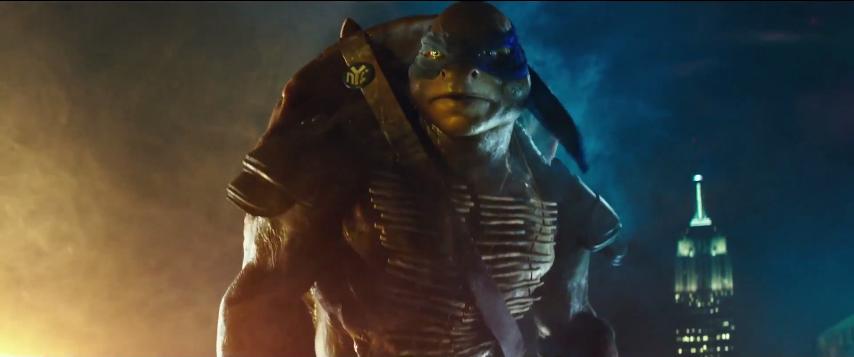 teenage mutant ninja turtles first look at michael bays