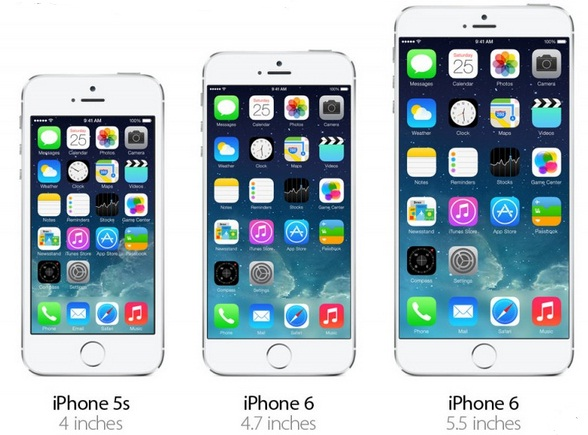 iphone 6 rumour round up solar powered screen better battery and double launch. Black Bedroom Furniture Sets. Home Design Ideas