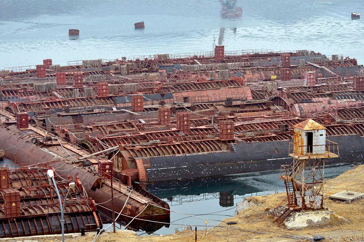 Cemitério de Submarinos