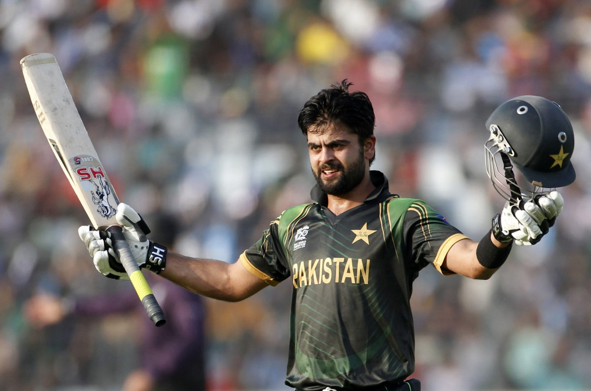 Displaying 19> Images For - Ahmed Shehzad Fight With Shoaib Malik...