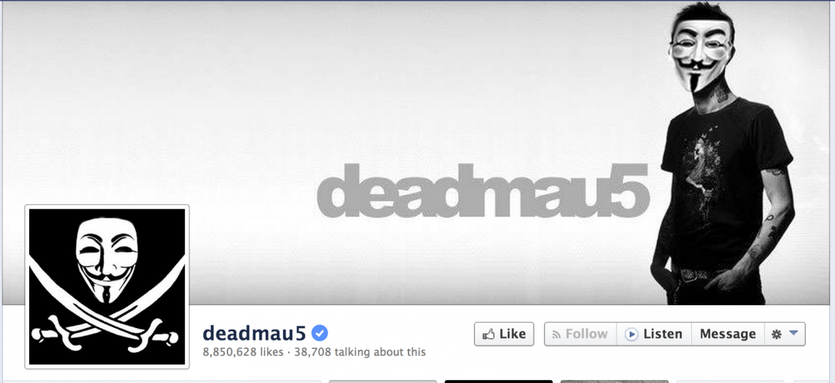 Deadmau5 April Fools Joke with Anonymous is Lame and Irresponsible