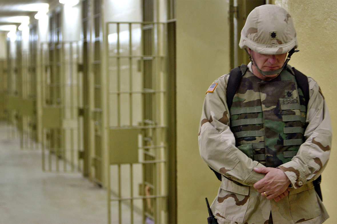 Abuse At Abu Ghraib