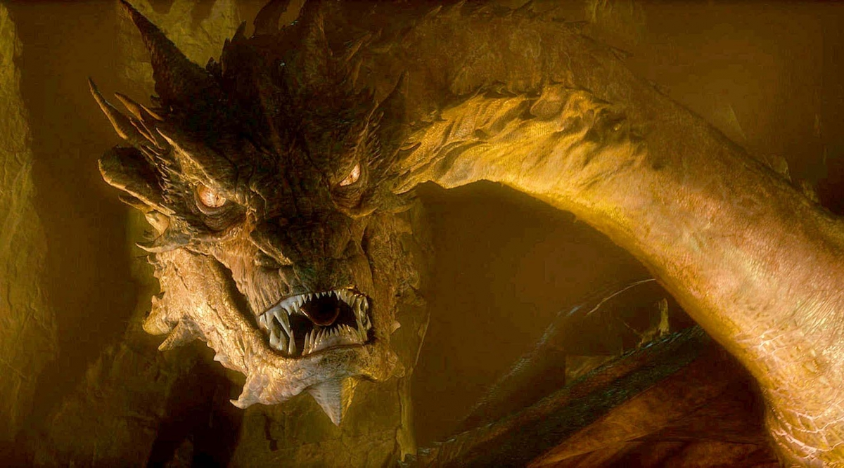 The Hobbit: The Desolation of Smaug: Blu Ray Review