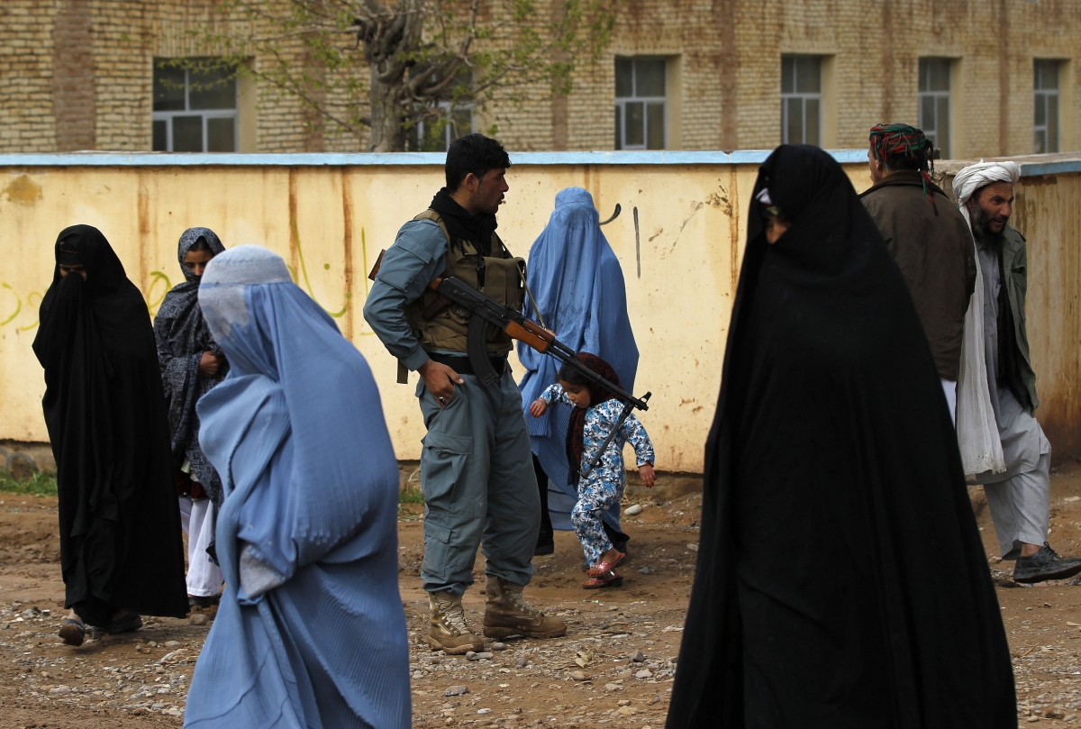 women under taliban Under the taliban, women and girls were discriminated against in many ways, for the 'crime' of being born a girl the taliban enforced their version of islamic sharia law women and girls were.