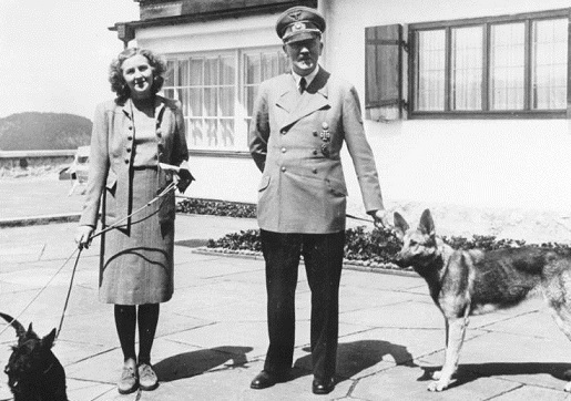 a biography of eva braun the wife of adolf hitler Eva braun was born in simbach, germany, in 1912 she worked as an assistant in the studio of heinrich hoffmann in 1932 she met adolf hitler and became his.