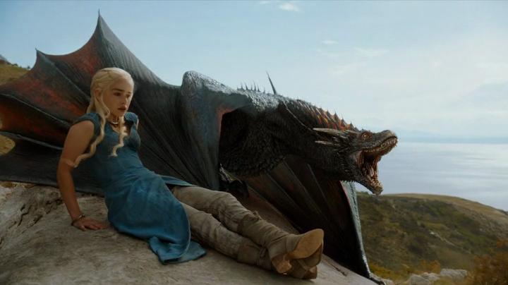 Game of Thrones Season 5 Spoilers: Leaked Video Reveals ... Game Of Thrones Dragons Season 5