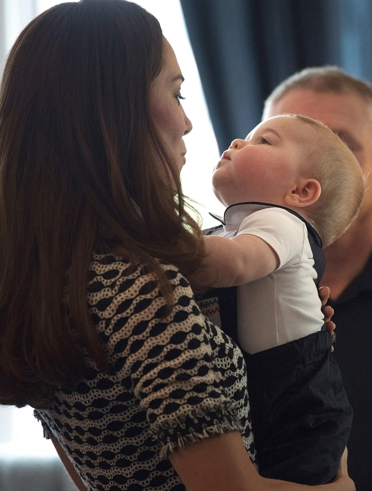 Kate Middleton Baby George International Mother's...