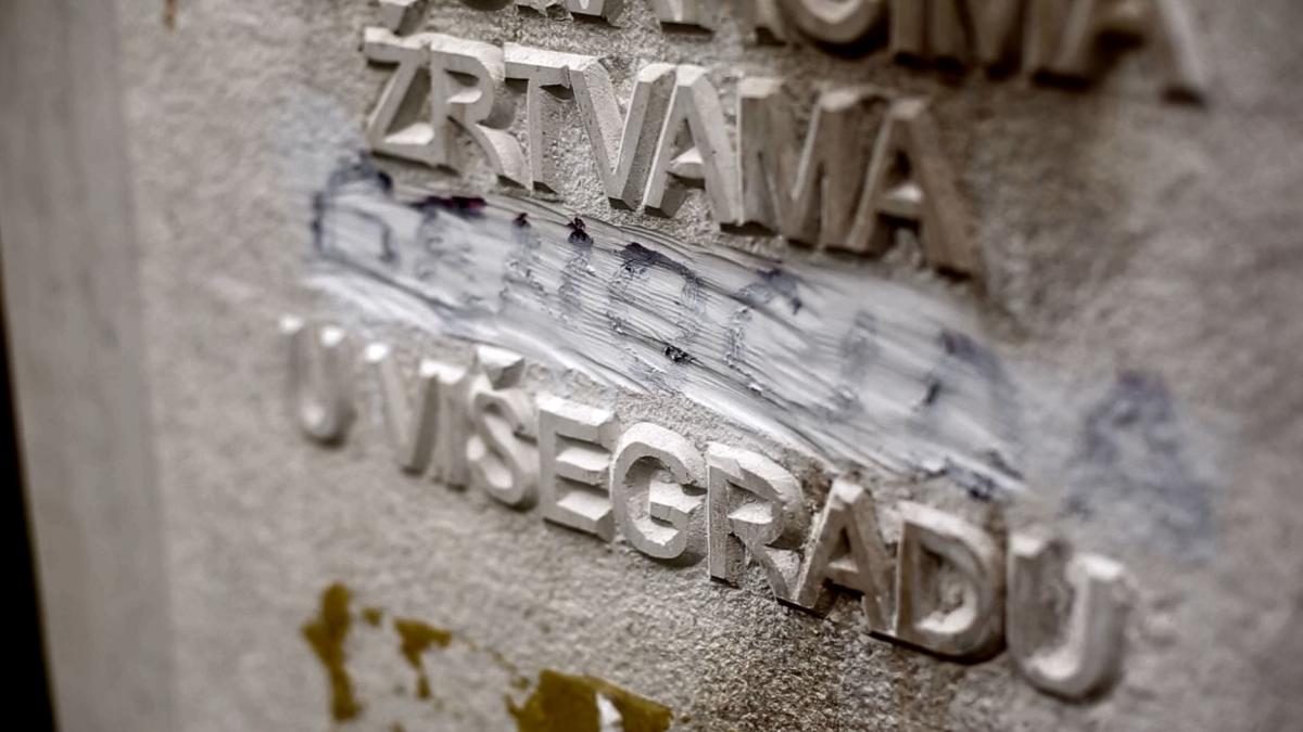 The Stražište memorial