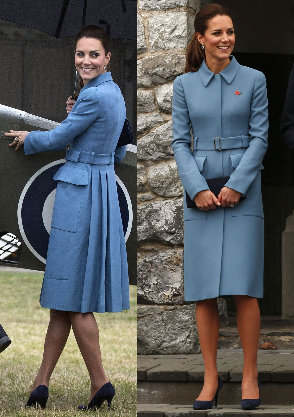 Kate middleton s 30 dresses for the royal tour dress no three in