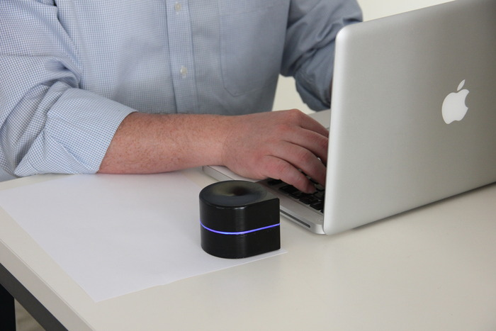 Pocket Zuta Micro Mobile robotic printer