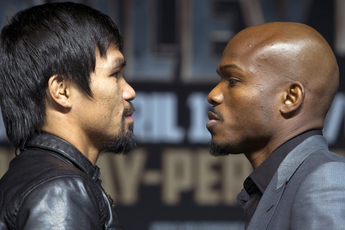 Timothy Bradley v Manny Pacquiao II, WBO Welterweight Title Rematch: Where to Watch Live and Preview - manny-pacquiao-timothy-bradley
