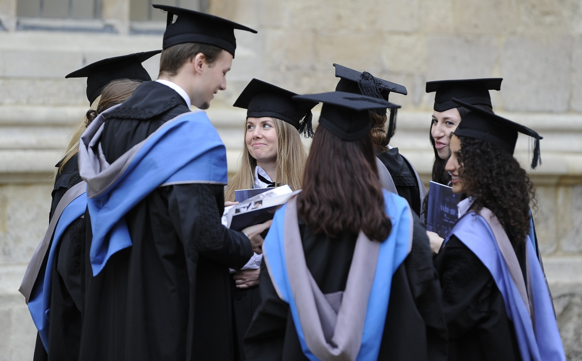 Is it hard to graduate from a UK university?