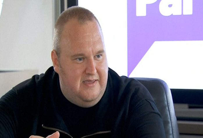 Kim Dotcom Warns of War Against Innovation