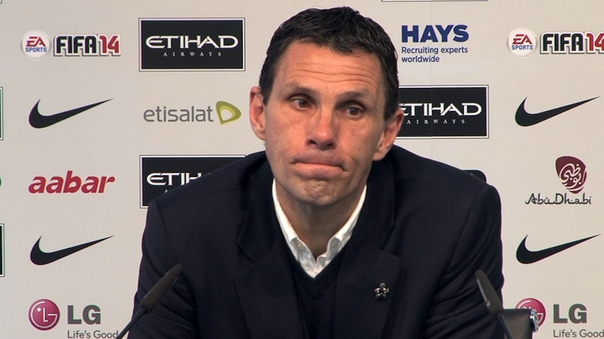 Gus Poyet: City Draw Another Cruel Blow