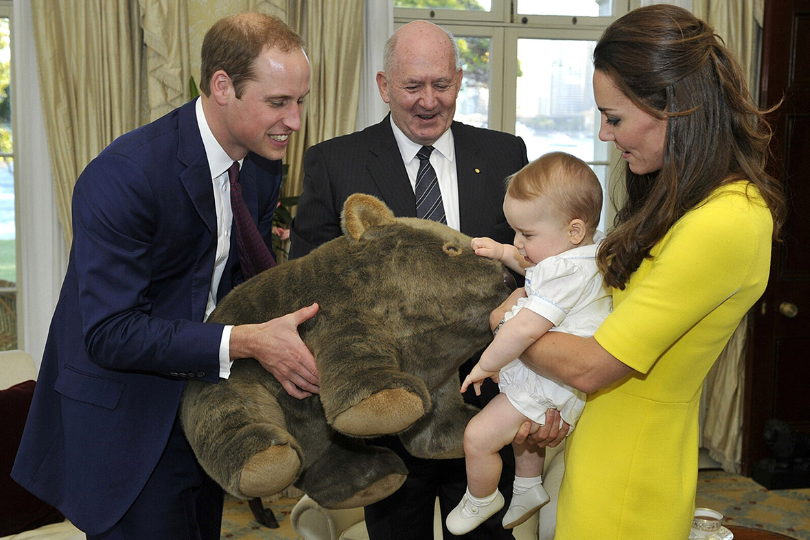 Royal Tour In 40 Pictures Kate Middleton Prince William