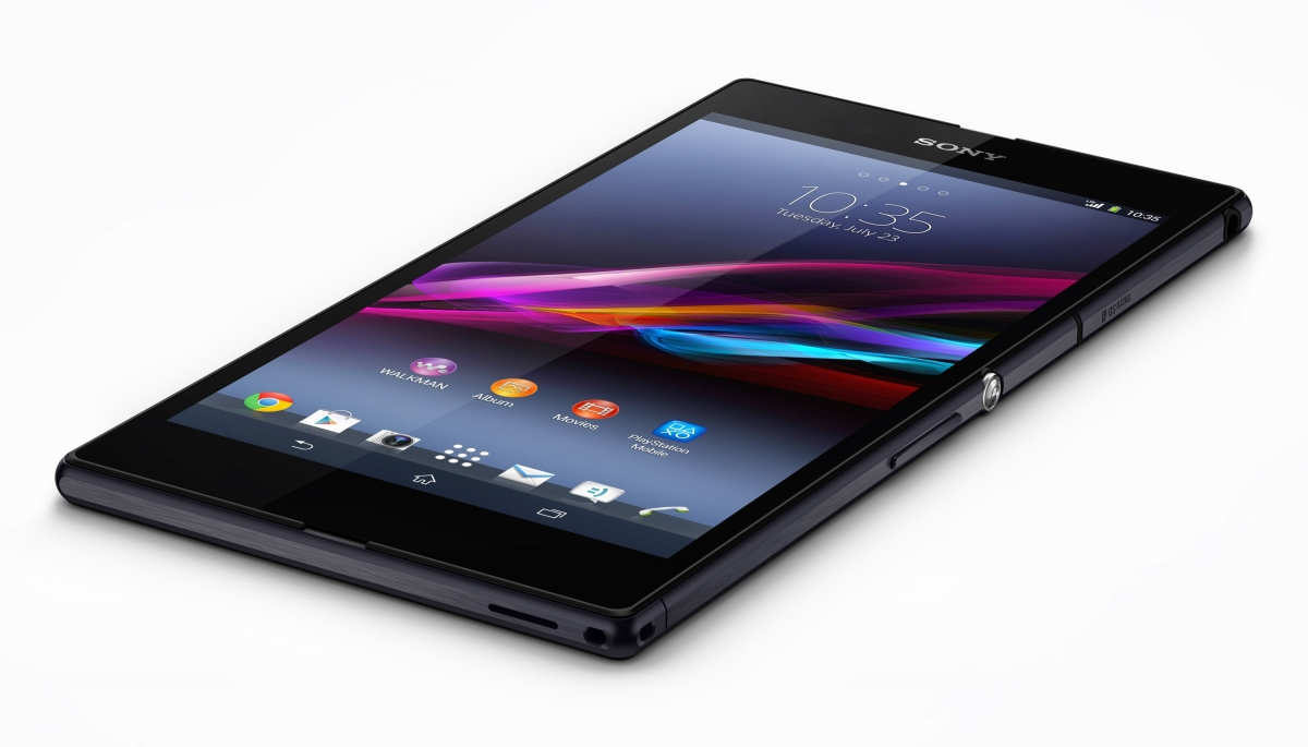 Sony Z Ultra Google Play Edition Spotte