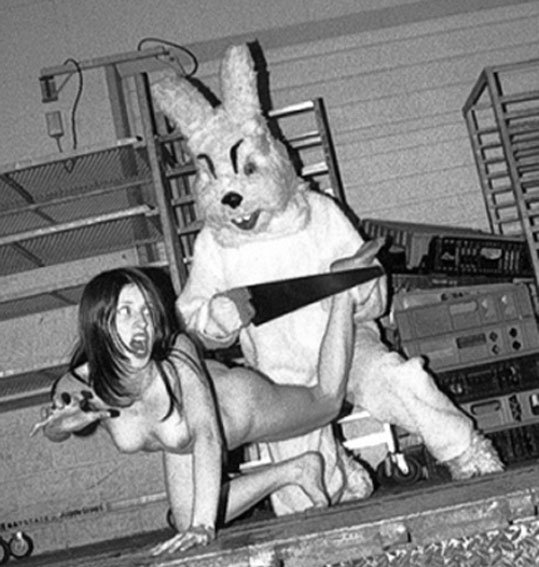 Bad Easter Bunny Pictures When Easter Bunnies go Bad