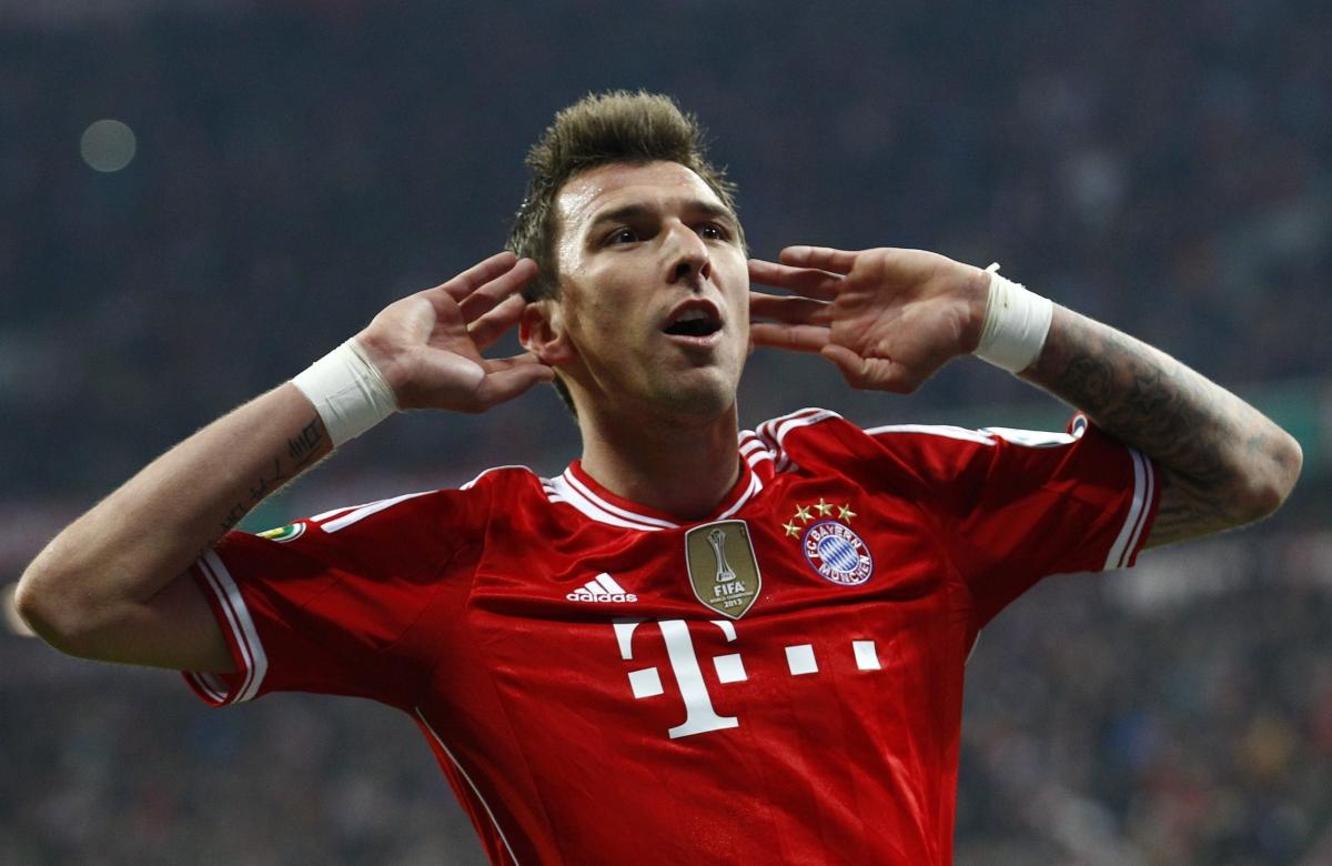 ... Chelsea on Alert as Mario Mandzukic Confirms Bayern Munich Departure
