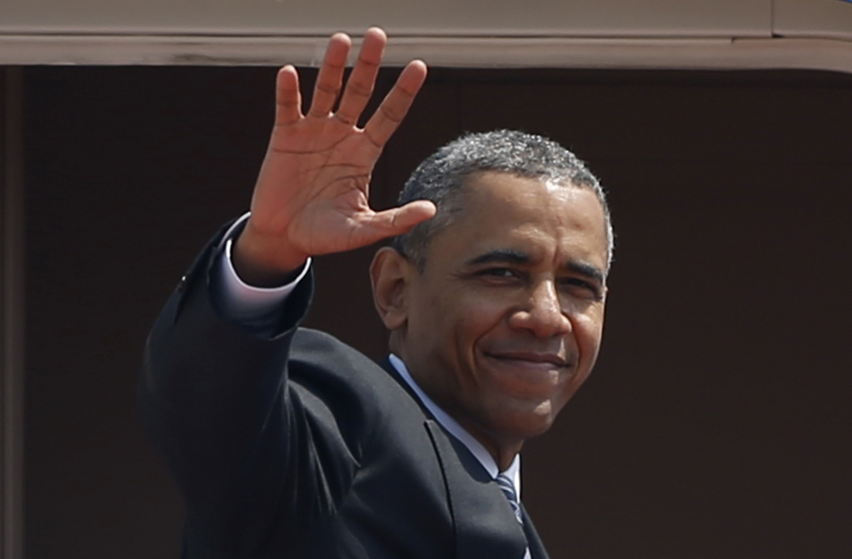 Obama in South Korea part of Asia tour