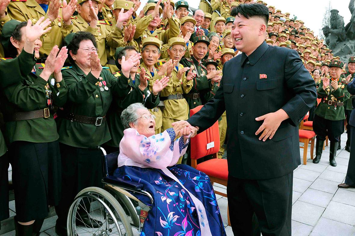Opinion North korea kim jong un women something