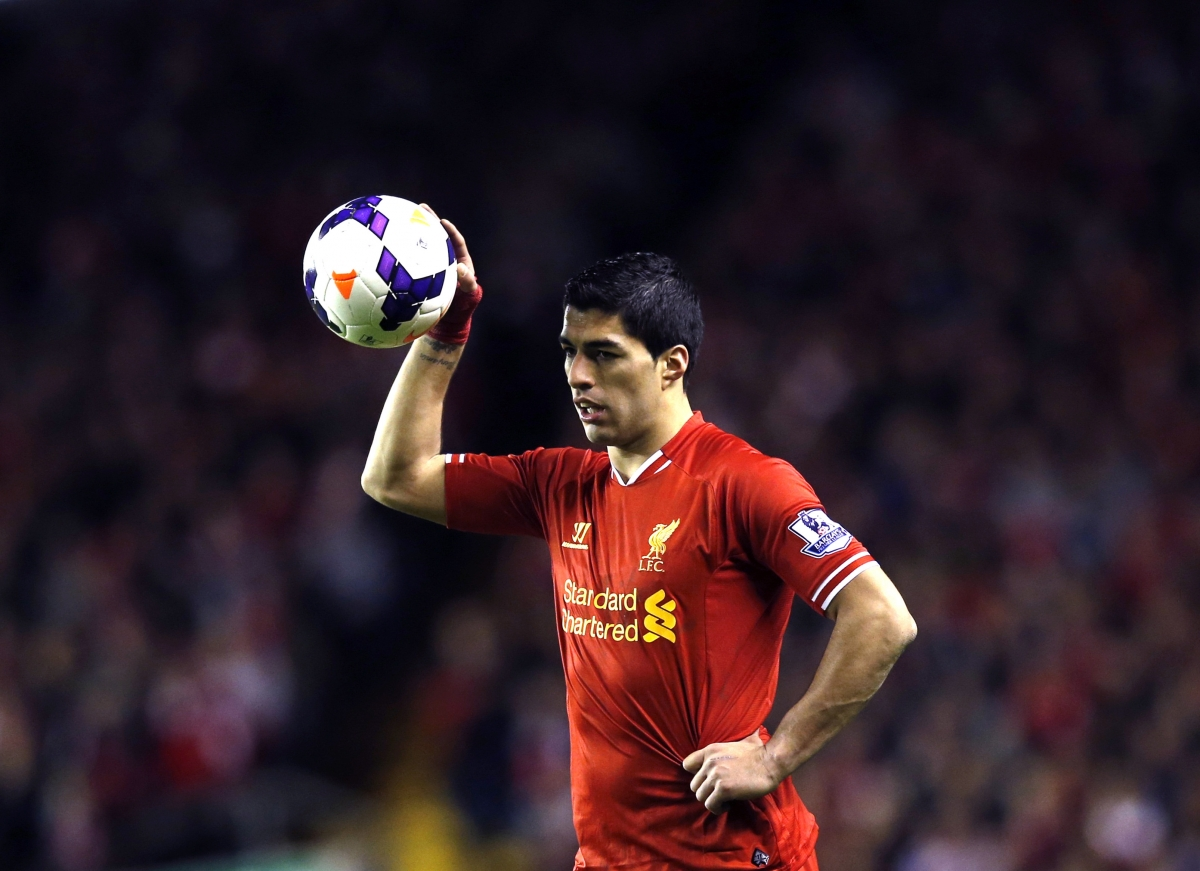 England World Cup Tormentor Luis Suarez Set To Leave