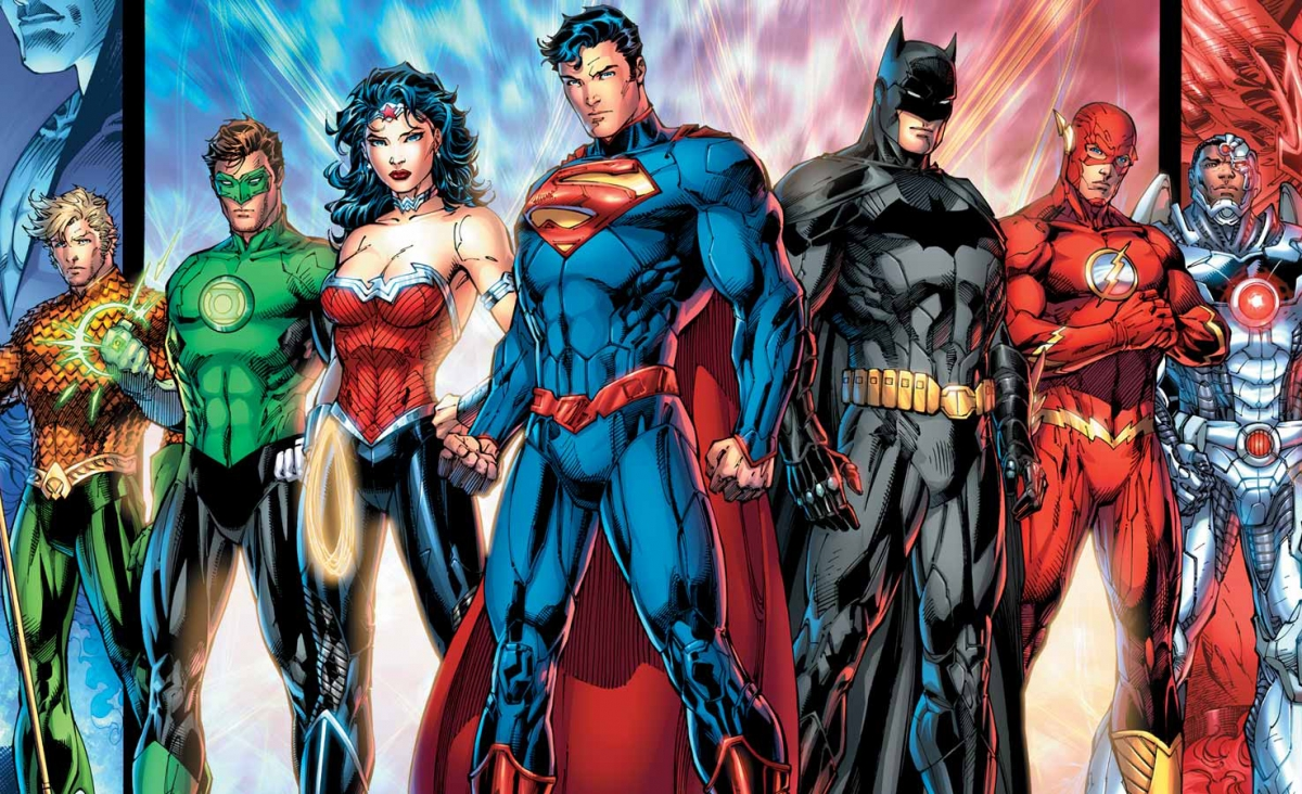 Warner bros dc superhero movies announced justice league - Super batman movie ...
