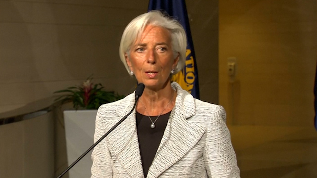 IMF Approves $17 Billion Bailout for Ukraine