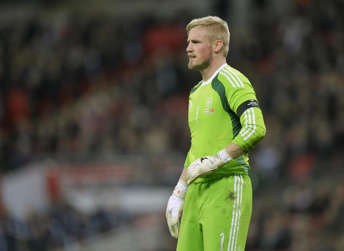 Arsenal Tar Summer Move for Leicester City Keeper Kasper
