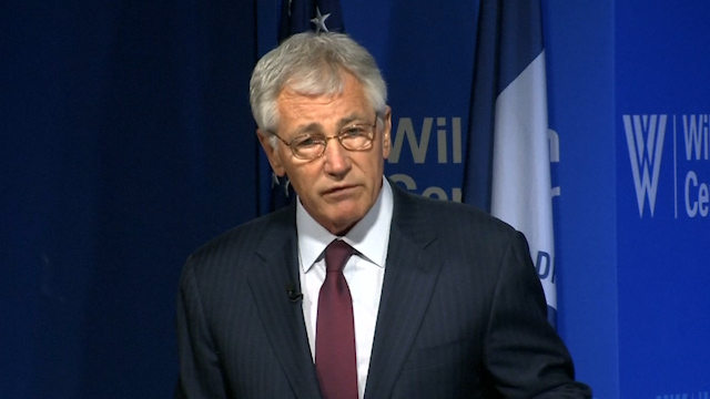 Hagel: NATO Allies Must Step Up Defence Spending