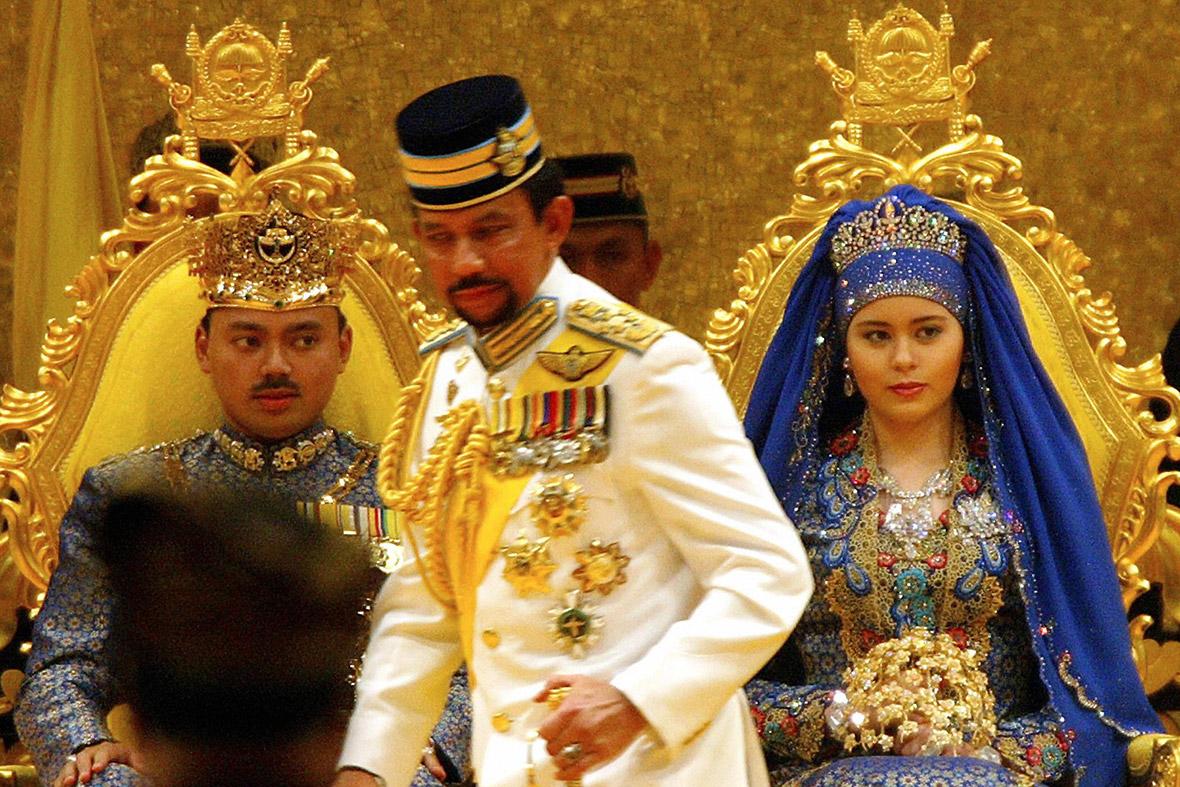 Hassanal Bolkiah Wife