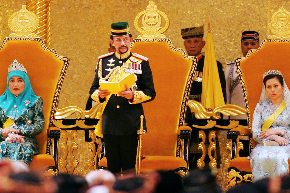 Sultan of Brunei - World Daily News