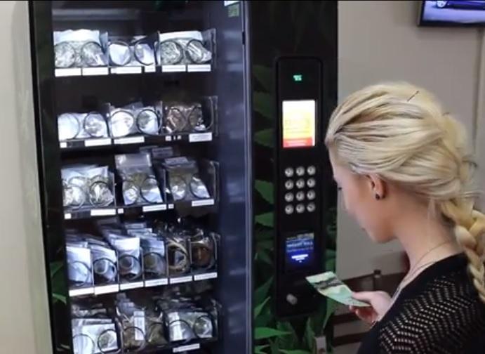 Canada Cannabis on Lewis Machine