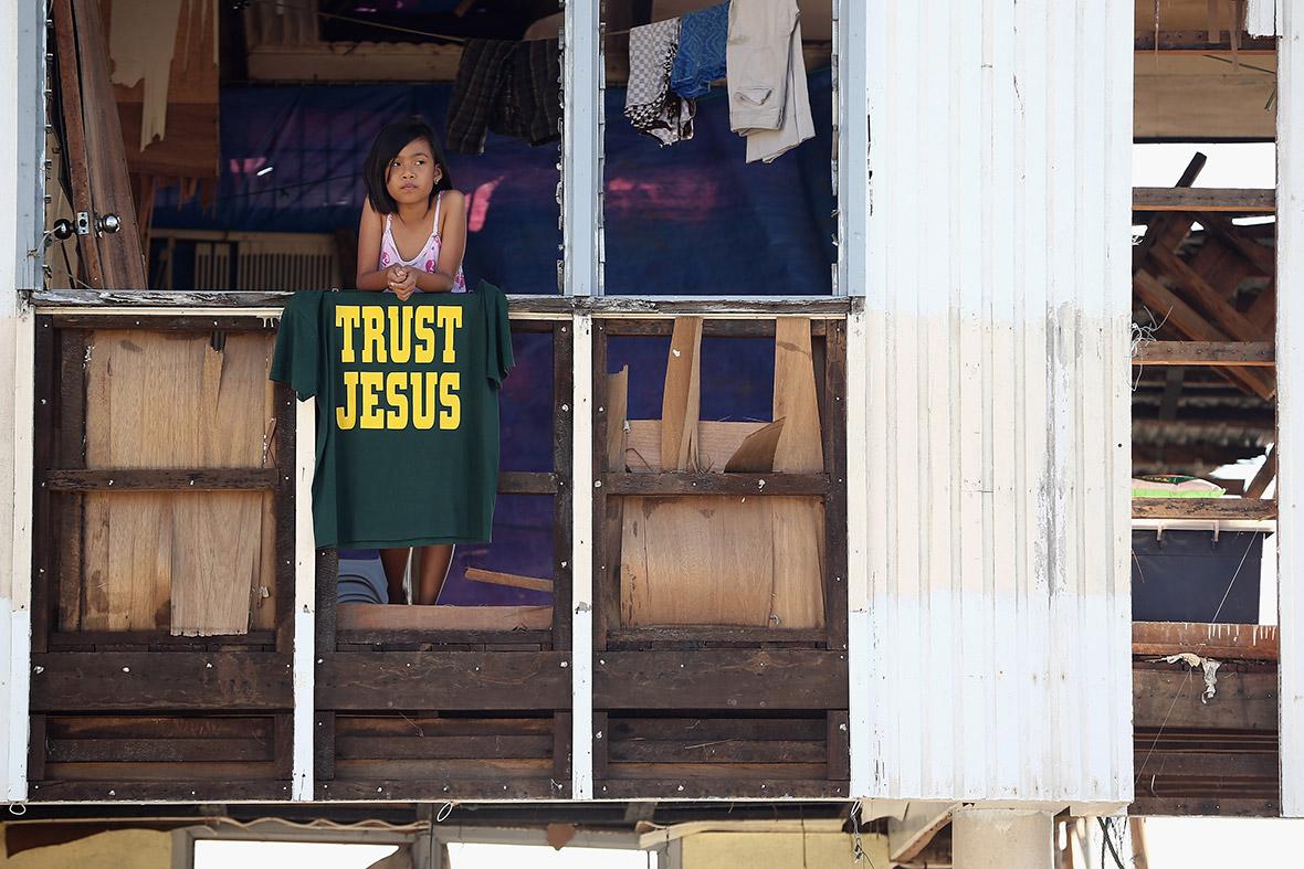 TYPHOON YOLANDA ANNIVERSARY - Trust in Jesus