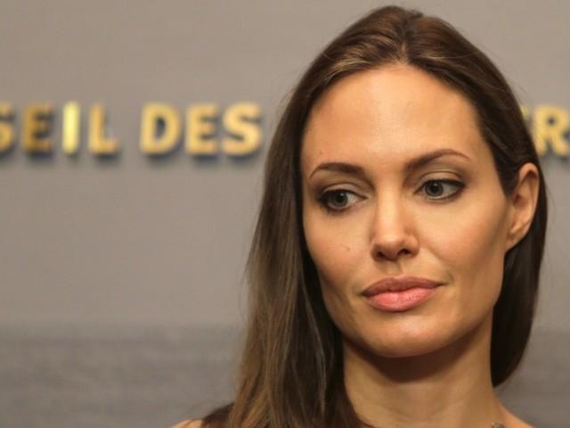 Angelina Jolie 'Sickened' by Schoolgirl Kidnappings