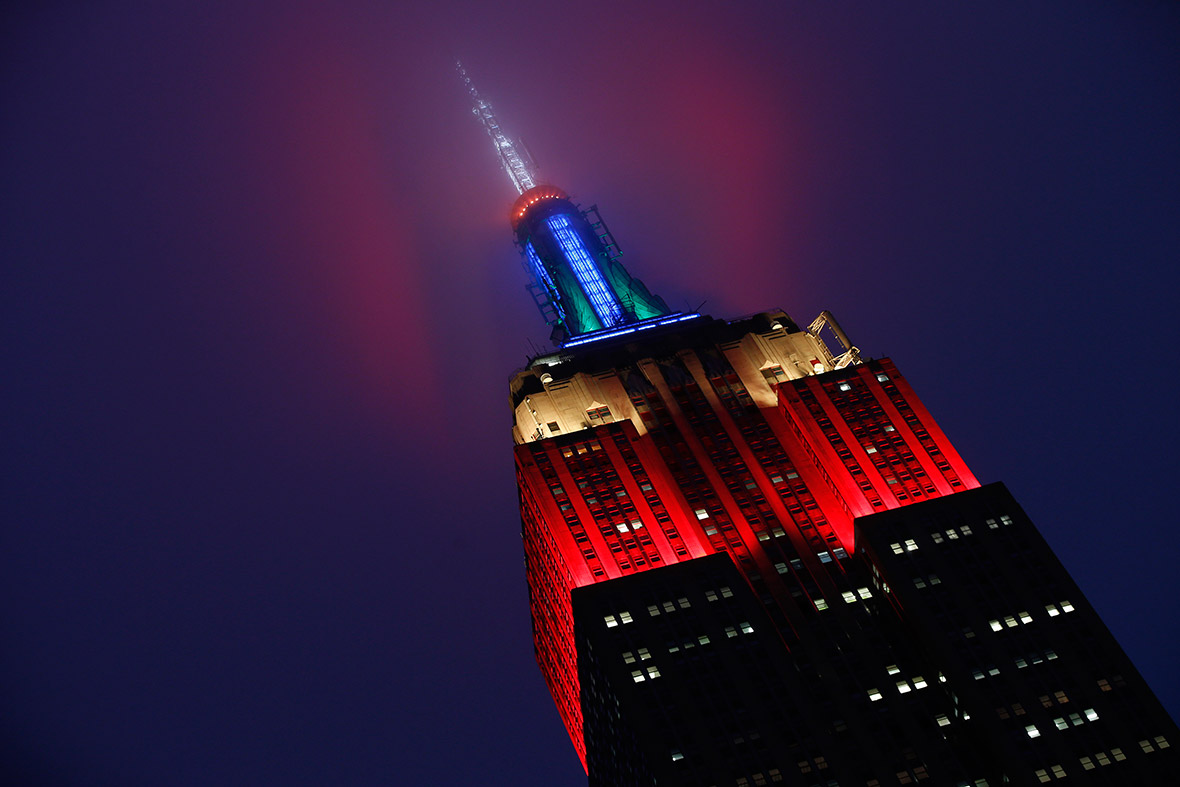 German Empire States The Empire State Building is