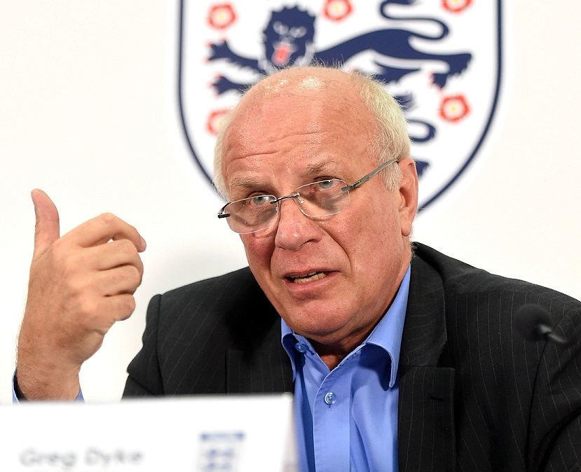 Fans petition FA to stop Greg Dyke
