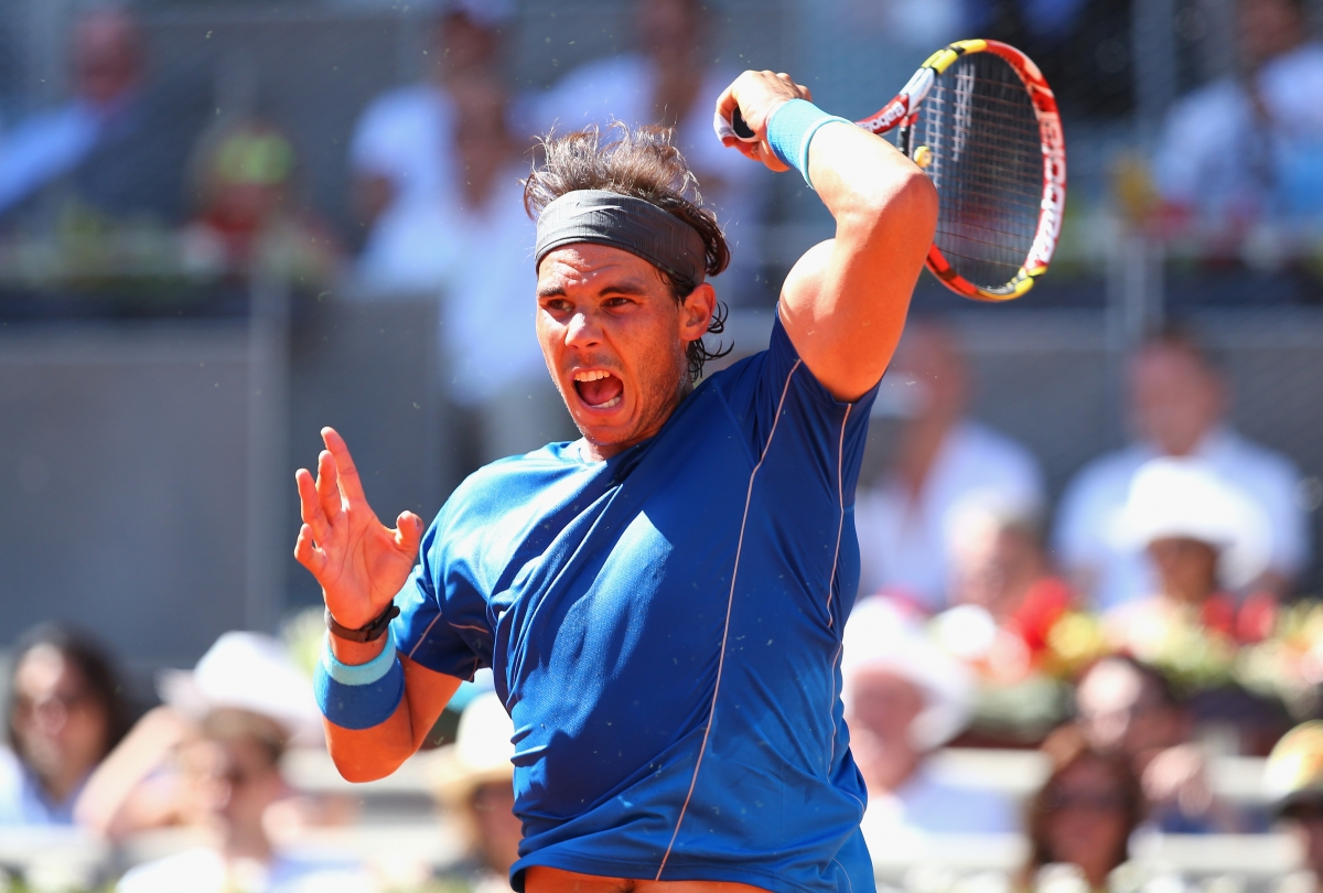 Nadal RG '14 - ibtimes.co.uk