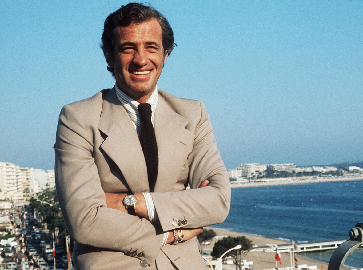 1974: Jean-Paul Belmondo