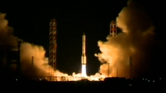 Russia Loses Satellite in Failed Rocket Launch