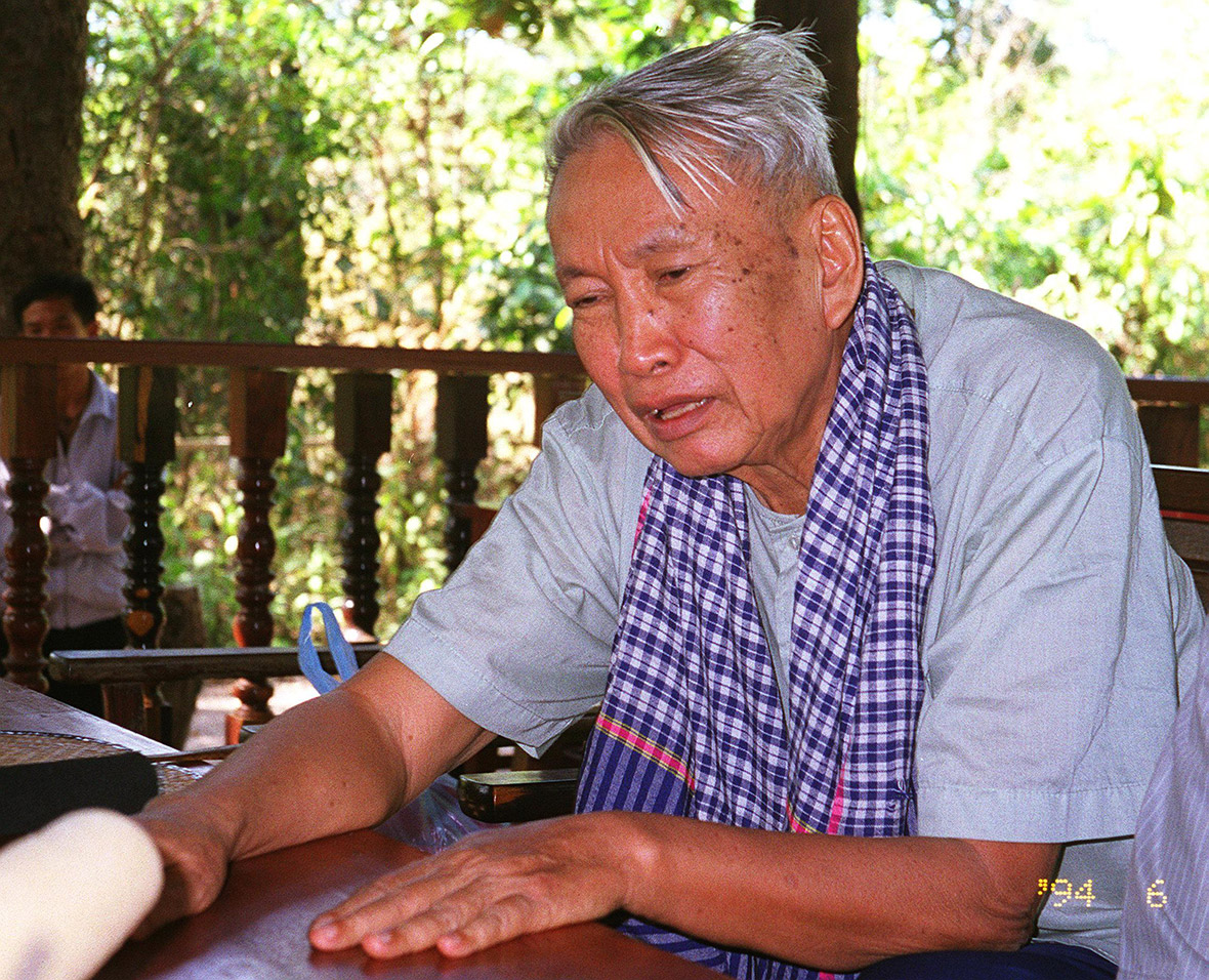 an essay on pol pot and the khmer rouge Khmer rouge propaganda essay by capital writers khmer rouge propaganda an examination of the khmer rouge revolution of 1975 and how the leader, pol pot, managed to keep control of the citizens through an iron fist.