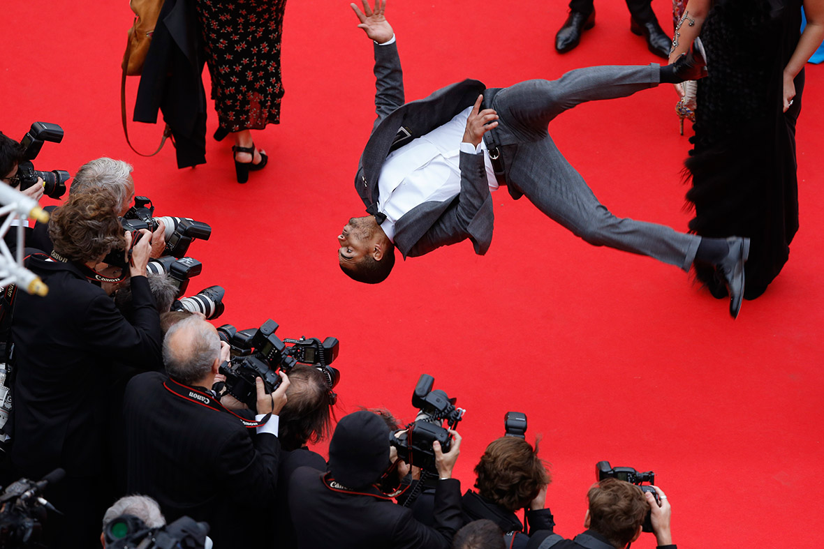 Cannes film festival 2014 our guide to getting noticed on the red carpet - Red carpet photographers ...