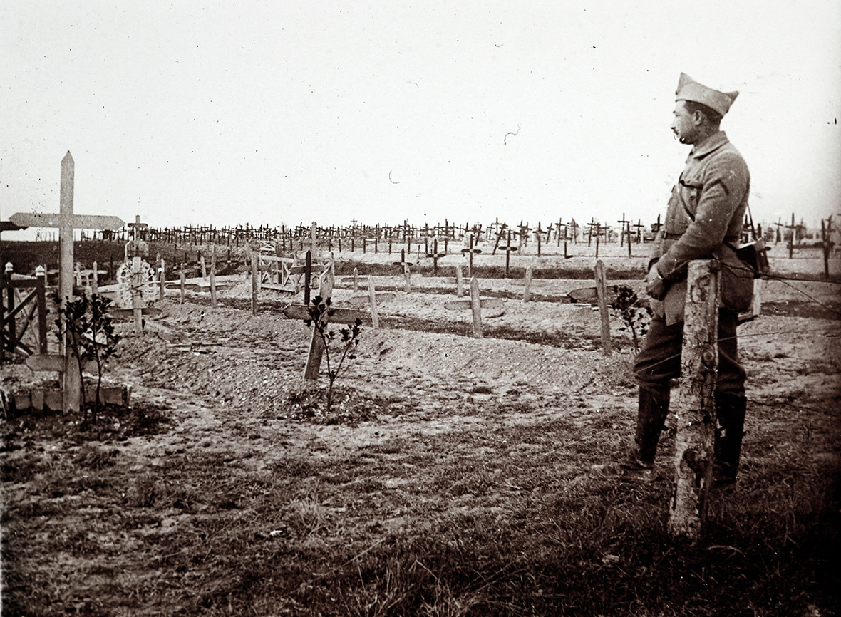 Explosions, Machine Guns and Mass Graves: Previously ...