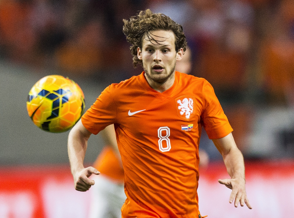 Manchester United Set to Launch £17m Bid for Ajax s Daley Blind