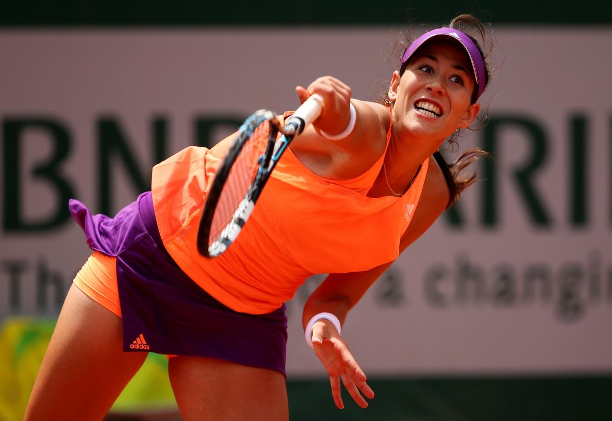 garbine-muguruza Image Result For Serena Williams