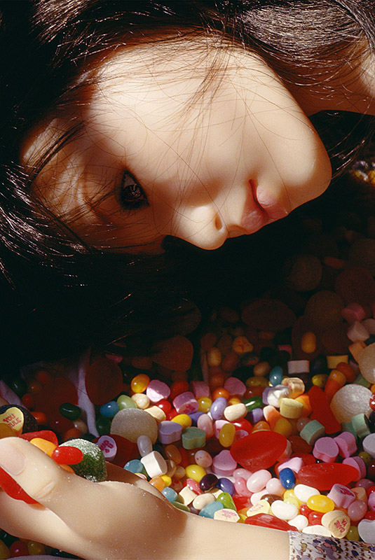 The Love Doll  Day 14 Candy 2010