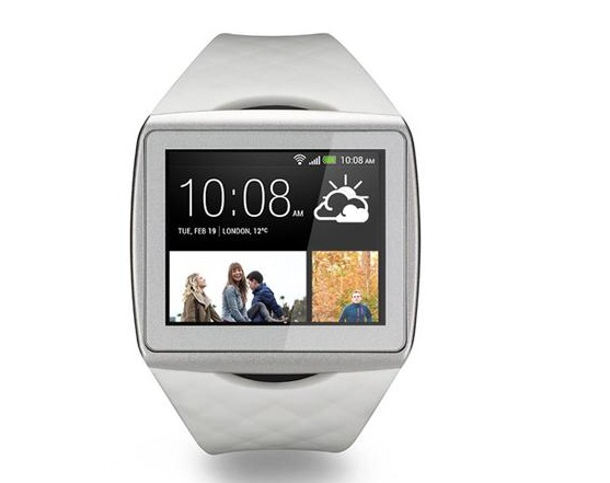 HTC 'One Wear' Smartwatch Will Feature Circular Design ...
