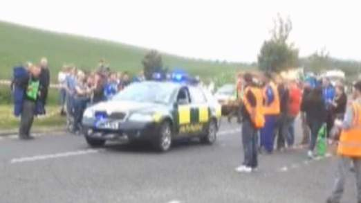 Rally Car Racing Crashes Racing Car Rally Crash
