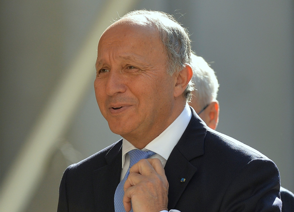 France Laurent Fabius
