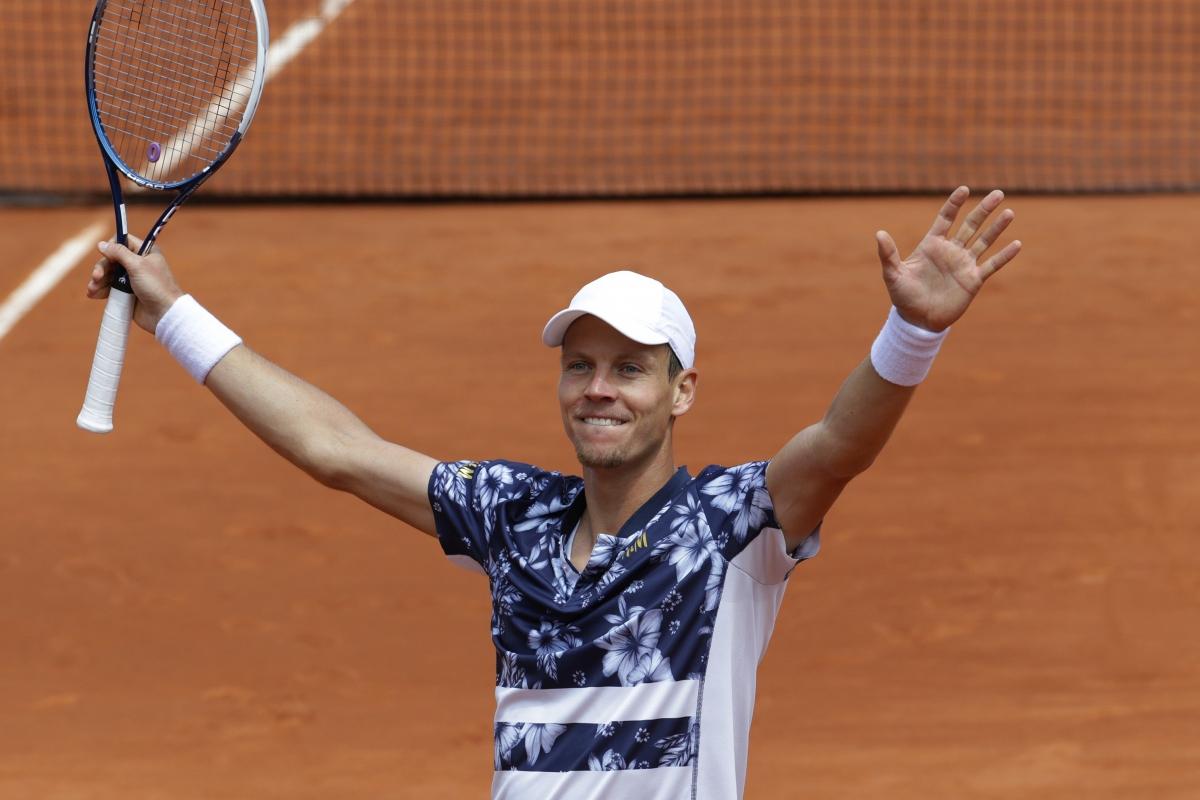 Hal Hal yang tersisa dari Roland Garros 2014 Tomas-berdych